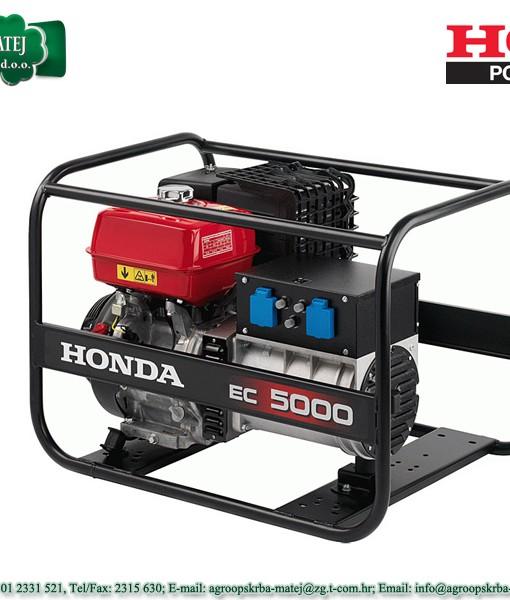 Agregat Honda 8