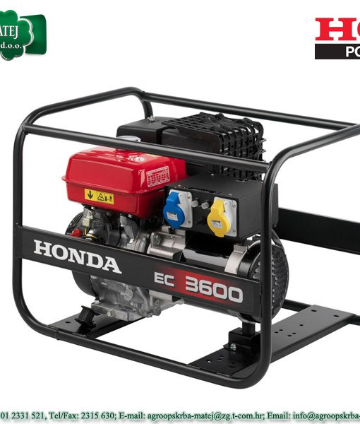Agregat Honda 9