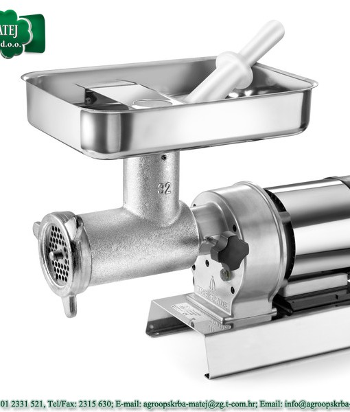 Uređaj za mljevenje mesa električni TC - 32 El/2hp P/N 03300/EF 1