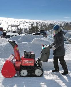 Čistač snijeg HSM 1390IK ZE 2