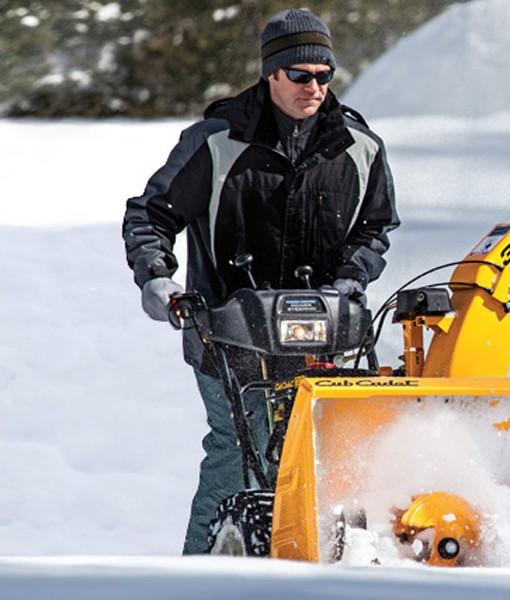 Čistač snijega Cub Cadet CC 530 HD SWE 3