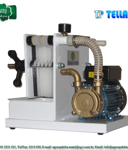 Filter s pumpom za pretakanje Tellarini Split 1