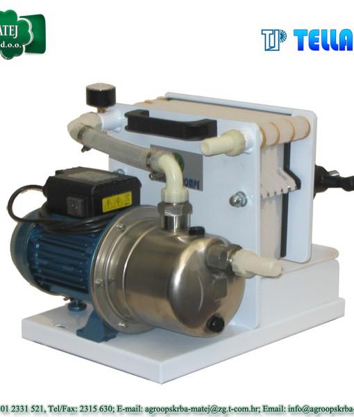 Filter s pumpom za pretakanje Tellarini Split Jet 1