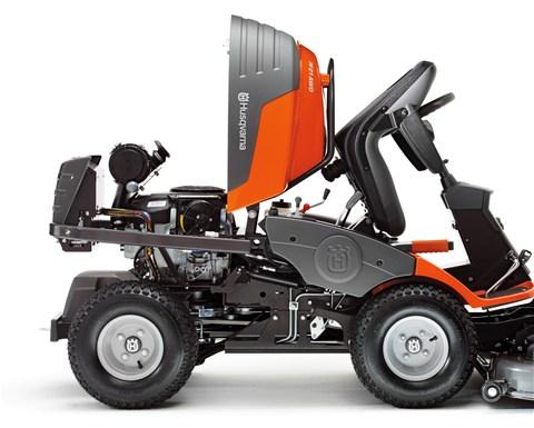 Kosilica traktorska rider Husqvarna R 422 Ts AWD 6