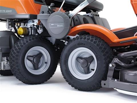 Kosilica traktorska rider Husqvarna R 422 Ts AWD 8