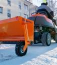 Kosilica traktorska rider Husqvarna R 422 Ts AWD 18