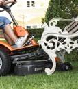 Kosilica traktorska rider Husqvarna R 422 Ts AWD 25