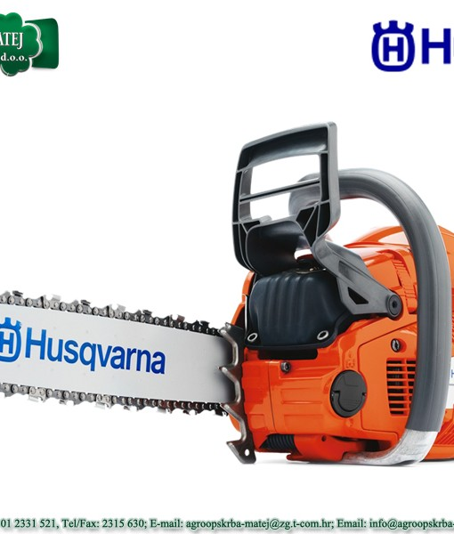Pila motorna Husqvarna 555 1