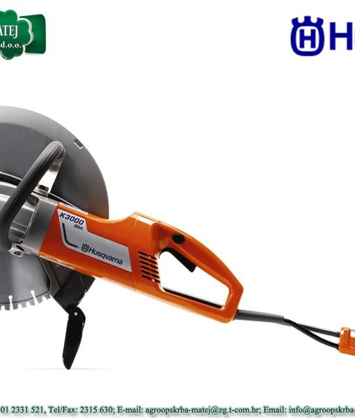 Rezač električni Husqvarna K 3000 Wet 1