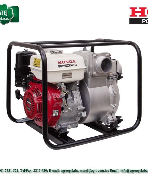Pumpa za vodu motorna Honda WT 30 X 1