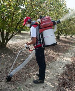 Sakupljač - usisavač orašastih plodova Cifarelli V1200S 3