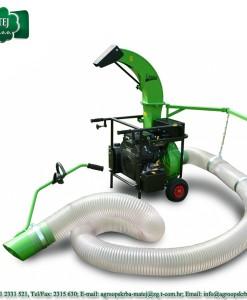 Usisavač lišča, trave i komunalnog otpada Laski VD 440 / 25 1