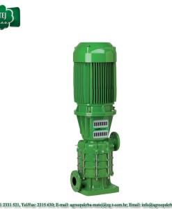 """Električne vertikalne pumpe Rovatti serije """"MEKV EUROPA"""" 1"""
