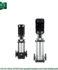 """Električne vertikalne pumpe Rovatti serije """"MEKVS"""" 1"""