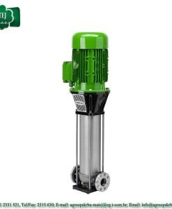"""Električne vertikalne pumpe Rovatti serije """"MEKVX"""" 1"""