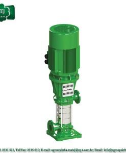 """Električne vertikalne pumpe Rovatti serije """"MEKVX 304"""" 1"""