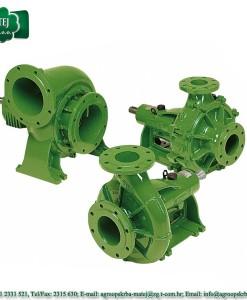 """Horizontalne pumpe s golim vratilom Rovatti serije """"S"""" , """"SQ"""" i """"SP"""" 1"""