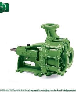 """Horizontalne pumpe s golim vratilom Rovatti serije """"SK"""" 1"""