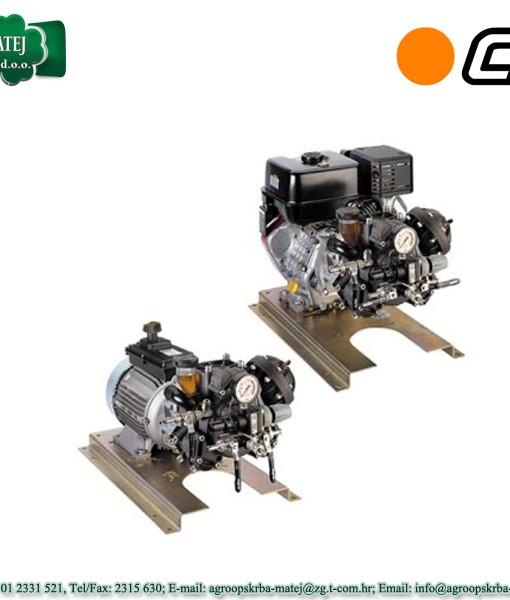 """Prskalica s elektro ili benzin motorom Comet serija """"MTP APS 61 - 71″ 1"""