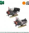 """Prskalica s elektro ili benzin motorom Comet serija """"MTP YA 65″ 1"""