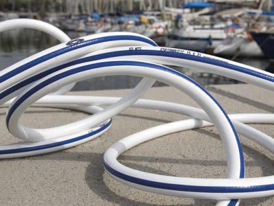 Crijevo fleksibilno PVC armirano Espirnautic 2