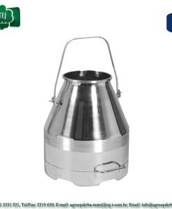 Interpuls kanta za mlijeko 23L inox 1