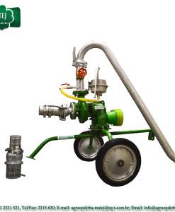 """Kompletne traktorske pumpe serija """"TMV"""" 1"""