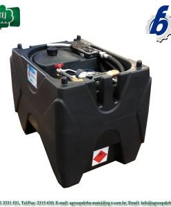 Mobilni set za pretok dizel goriva F.ili Bonezzi 428/220 1