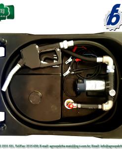 Mobilni set za pretok dizel goriva F.ili Bonezzi 428/220 2