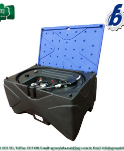 Mobilni set za pretok dizel goriva F.ili Bonezzi 428/440-K 1
