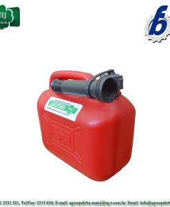 Kanister za gorivo 5L PVC F.ili Bonezzi 1