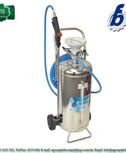 Prskalica za ulje i deterdžent pneumatska F.ili Bonezzi 1