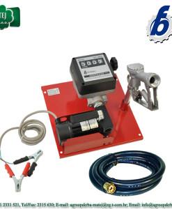 Set za pretok dizel goriva 12V 817 F.ili Bonezzi 1