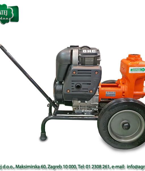 Pumpa za vodu motorna Agromatej MMV 600/34 2