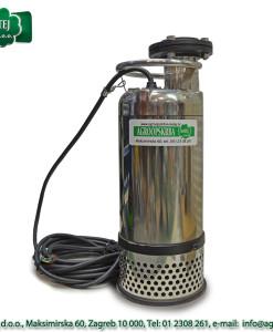 Rovatti potopna pumpa DA 80A/F-015 M2 1