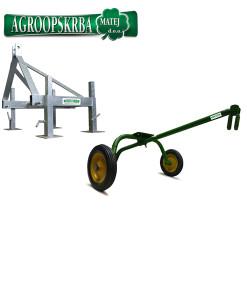 Stalci i kolica za pumpe