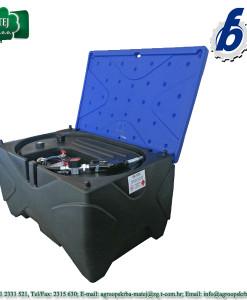 Mobilni set za pretok dizel goriva F.ili Bonezzi 428/440-KC 3