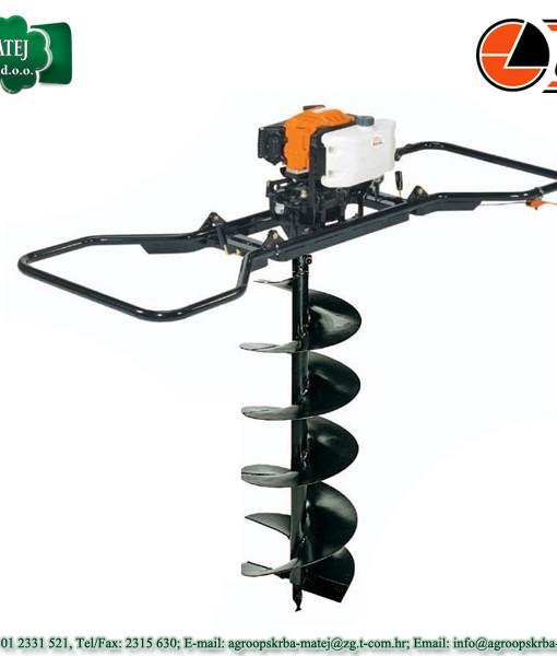 Bušač zemlje motorni Oleo-Mac MTL 85R 1