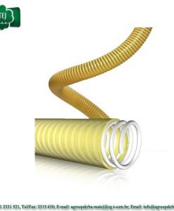 Crijevo fleksibilno PVC sa krutom spiralom 3