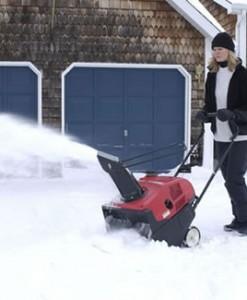 Čistač snijega Honda HS 550 AE 2