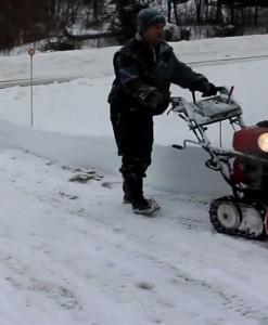 Čistač snijega Honda HSS 970K1 ET 2