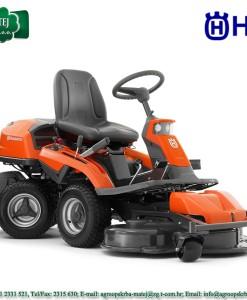 Kosilica traktorska rider Husqvarna R 213C 11