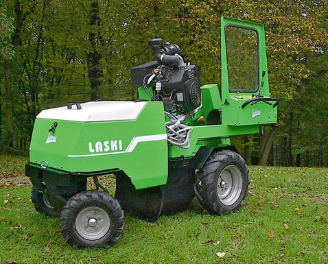 Grebač panjeva Laski F 500 HD 4