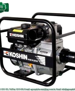 Pumpa za vodu motorna Koshin SEV 80X 1