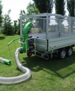 Usisavač lišča, trave i komunalnog otpada Laski VD 440 / 25 2