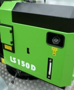 Usitnjivač drveta Laski LS 150 D 2