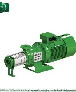 """Električne horizontalne pumpe Rovatti serije """"MEKVX 304"""" 1"""