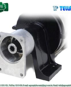 """Pumpe s flanđom za hidrauličke motore Tellarini serije """"BS i ALBS"""" 2"""