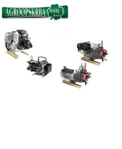 Prskalice s elektro ili benzin motorom