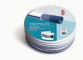 Crijevo fleksibilno PVC armirano Espirnautic 3